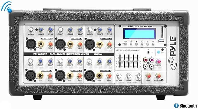 DJ Equipment DJ, Electronic Music & Karaoke ghdonat.com Pyle ...