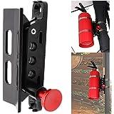 Vehicle Universal Roll Bar Bottle / Fire Extinguisher Holder Mount,Adjustable, Aluminum