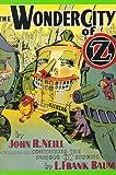 Wonder City of Oz, John R. Neill, 0929605616