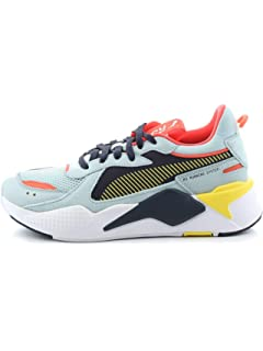 Puma Men's Shoes Rs X Reinvention Whisper Light Blue Sneaker