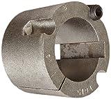 Martin 1615 1 1/2 Taper Bushing, Sintered Steel, Inch, 1.5'' Bore, 2.25'' OD, 1.5'' Length