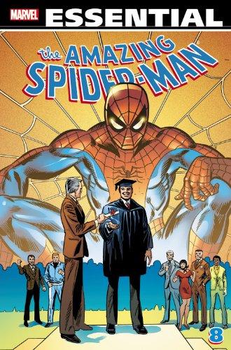 Download Essential Spider-Man, Vol. 8 (Marvel Essentials) PDF