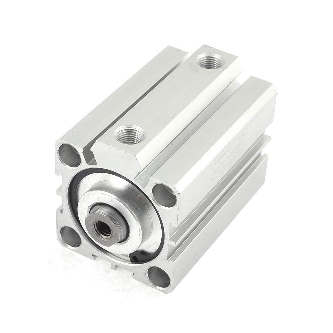 Fevas 1 Pcs 40mm Bore 35mm Stroke Stainless Steel Pneumatic Air Cylinder SDA40-35