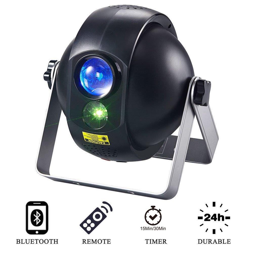 AH&Y Portátil Star Night Light Projector Home Planetarium Star ...