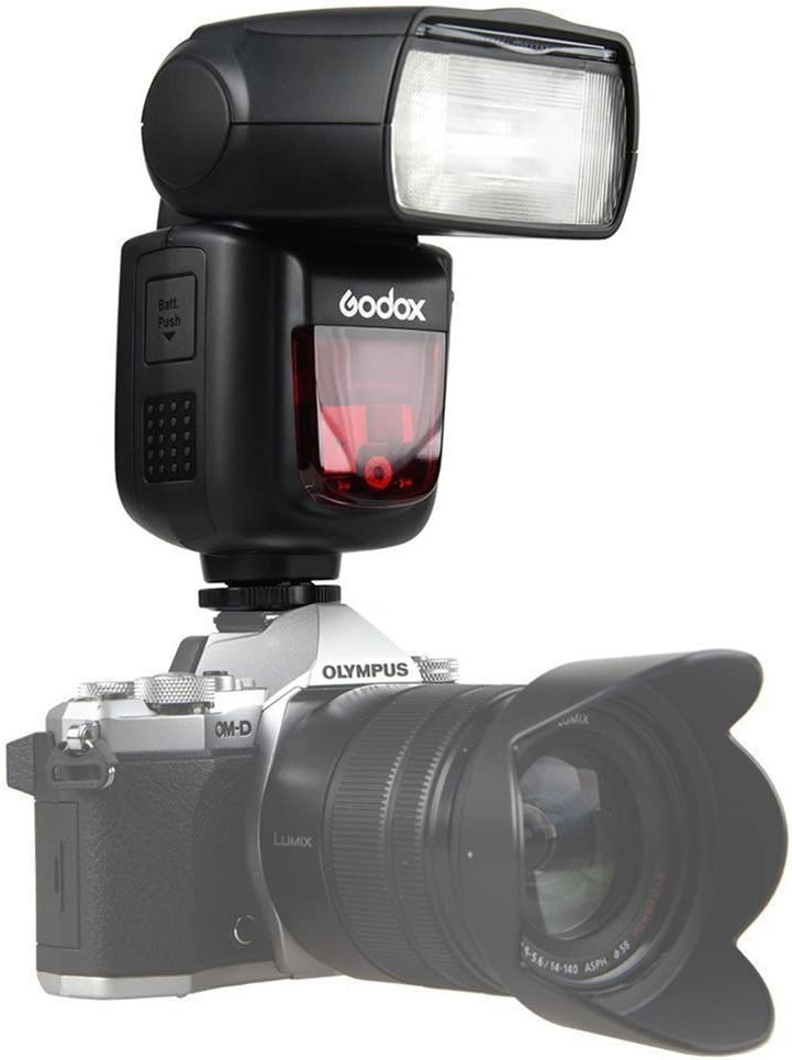 Godox V860II-N i-TTL 2.4G High Speed Sync 1//8000s GN60 Li-ion Battery Camera Flash Speedlite Light Compatible for Nikon Cameras /& Godox XPro-N Wireless Flash Trigger Transmitter