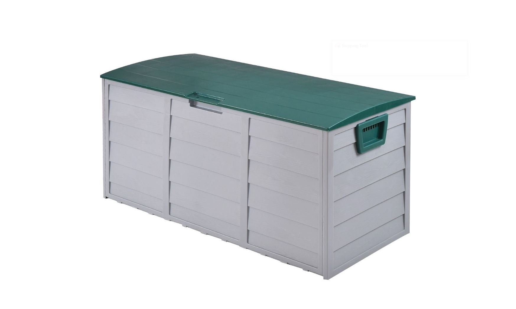K&A Company Plasic Storage Box Durable Outdoor 70 Gallon