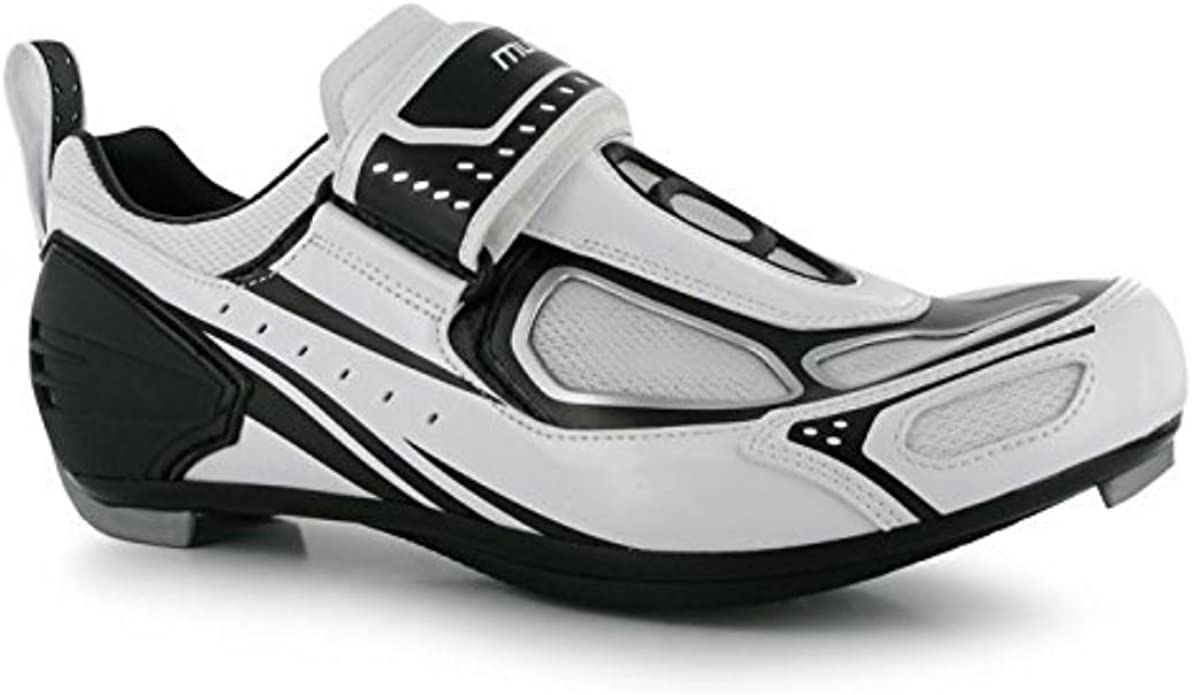Muddyfox TRI100 Chaussures de Cyclisme Panneaux Respirant Hommes ...