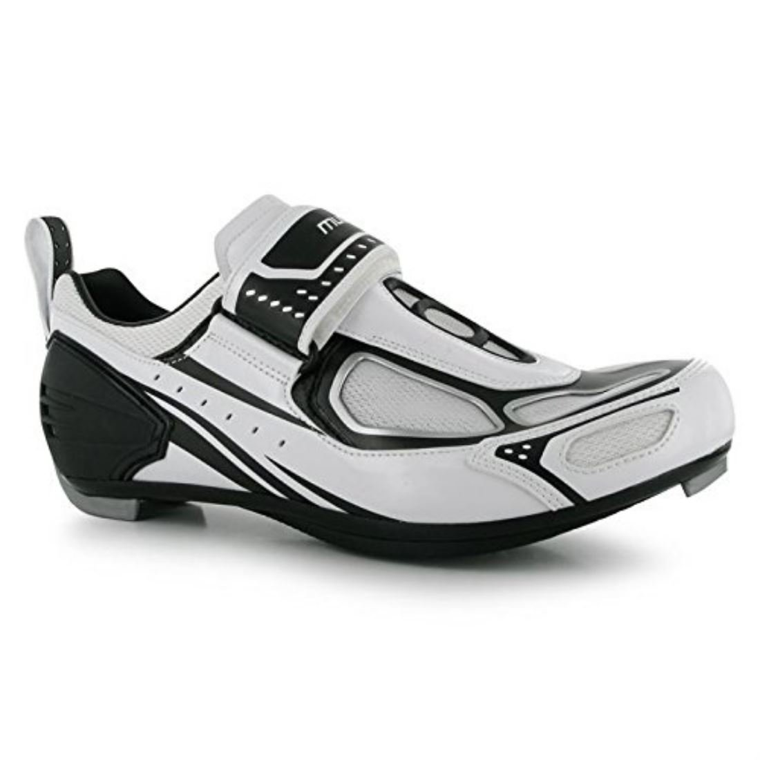 Amazon.com | Muddyfox Mens TRI100 Cycling Shoes Breathable Bike Sport | Cycling