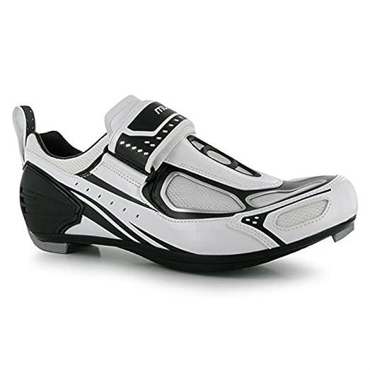 Muddyfox Mens TRI100 Cycling Shoes Breathable Cycle Bike Sport New Exclusive