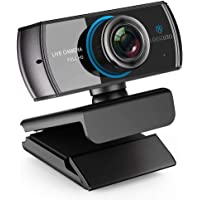 Logitubo 1080p USB Webcam With Mic for Xbox Streaming HD