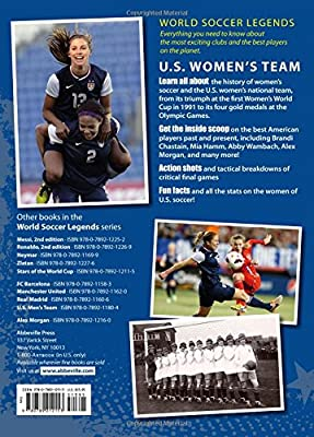 U.S. Women's Team (World Soccer Legends)