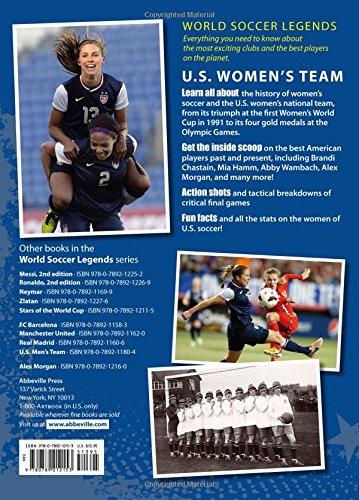 U.S. Women's Team (World Soccer Legends)