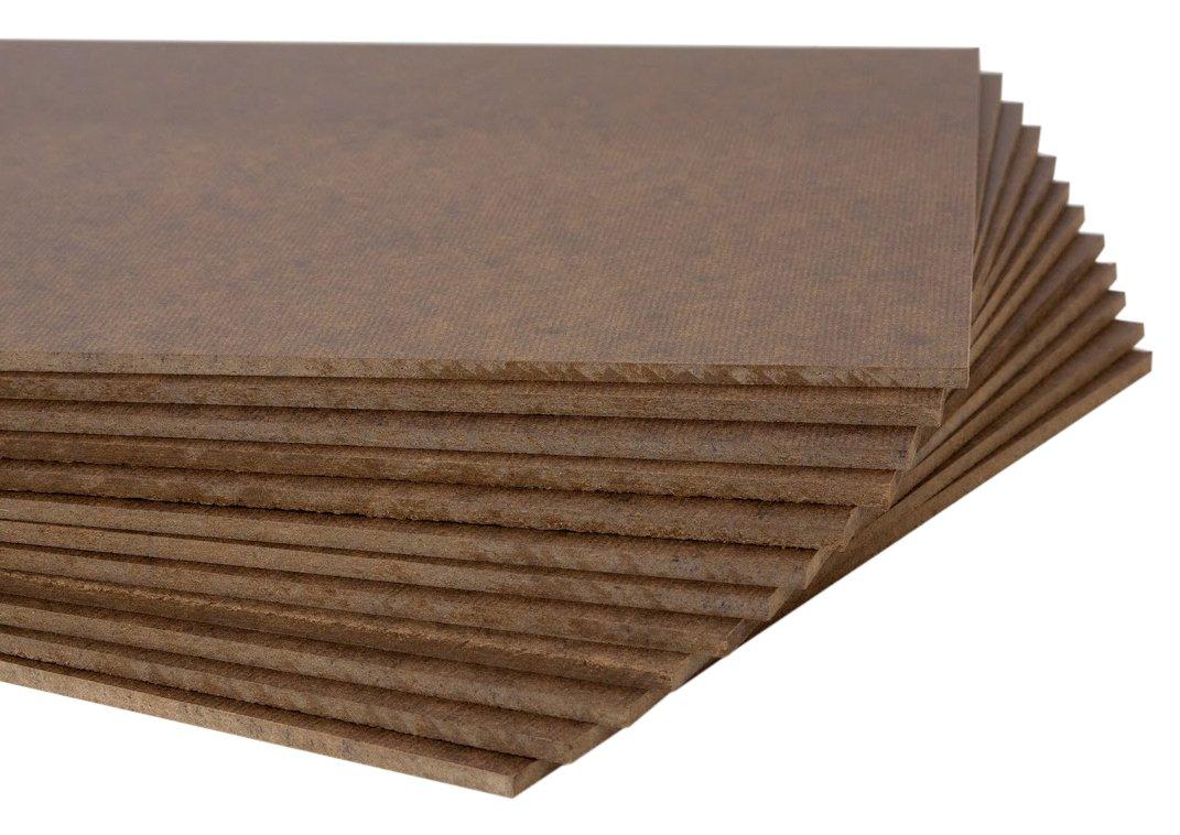 Jack Richeson High Density Tempered Hardboard(12 pack) ,  6x9