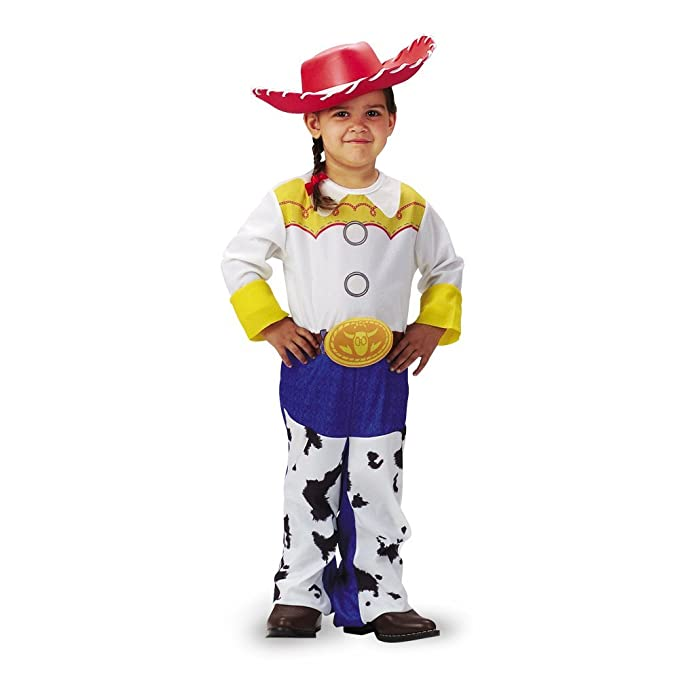 Amazon.com  Quality Jessie Toy Story 3 Girl s Costume  Clothing c3e225826e9