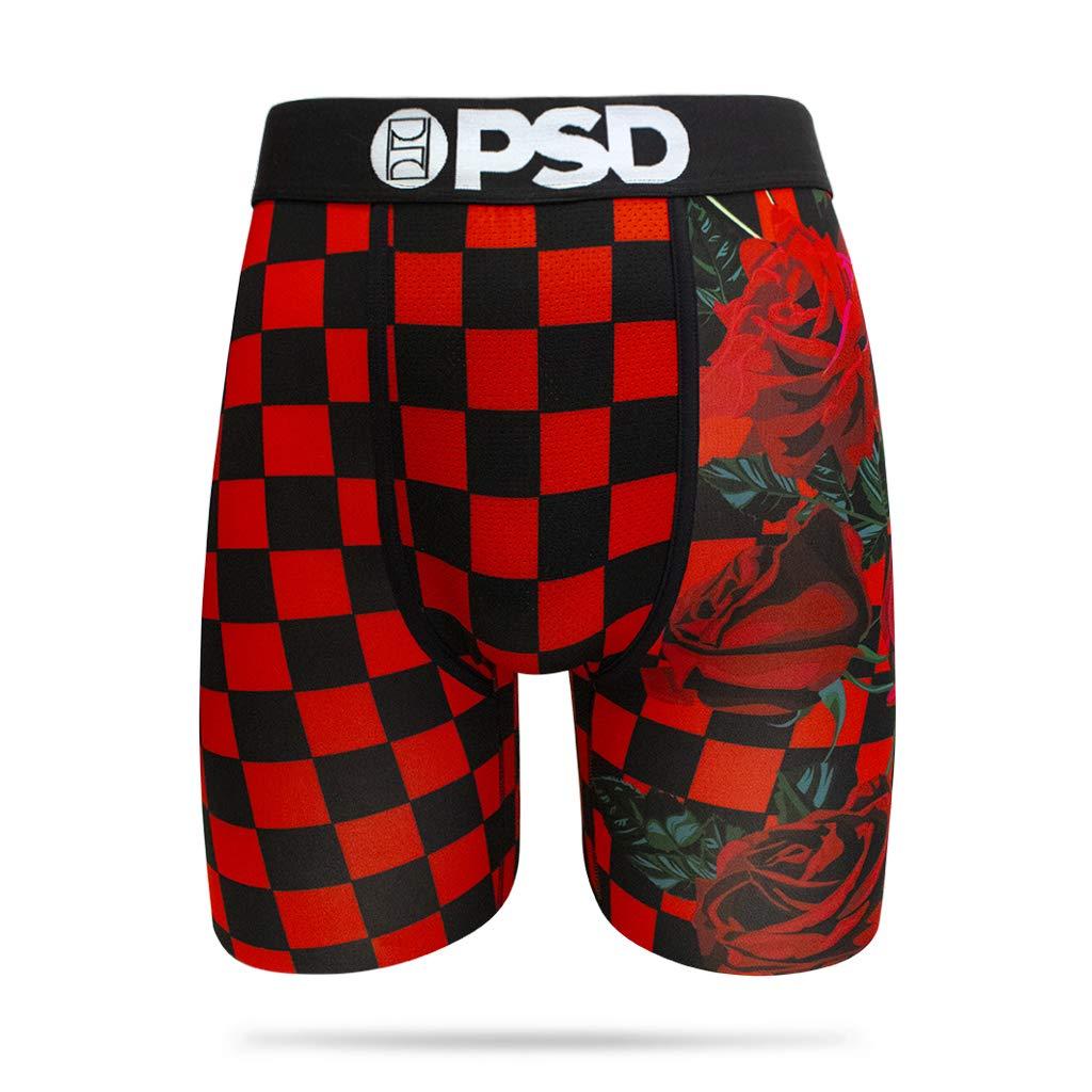 PSD Underwear Mens Red Wonderland Boxer Brief