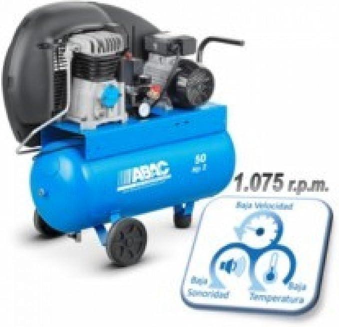Abac 4116024262 - Compresor Correas A29 50 Cm2 2Hp 050L: Amazon.es ...