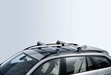 Bmw Genuine Roof Rail Bars Rack Support System E91 3 Series