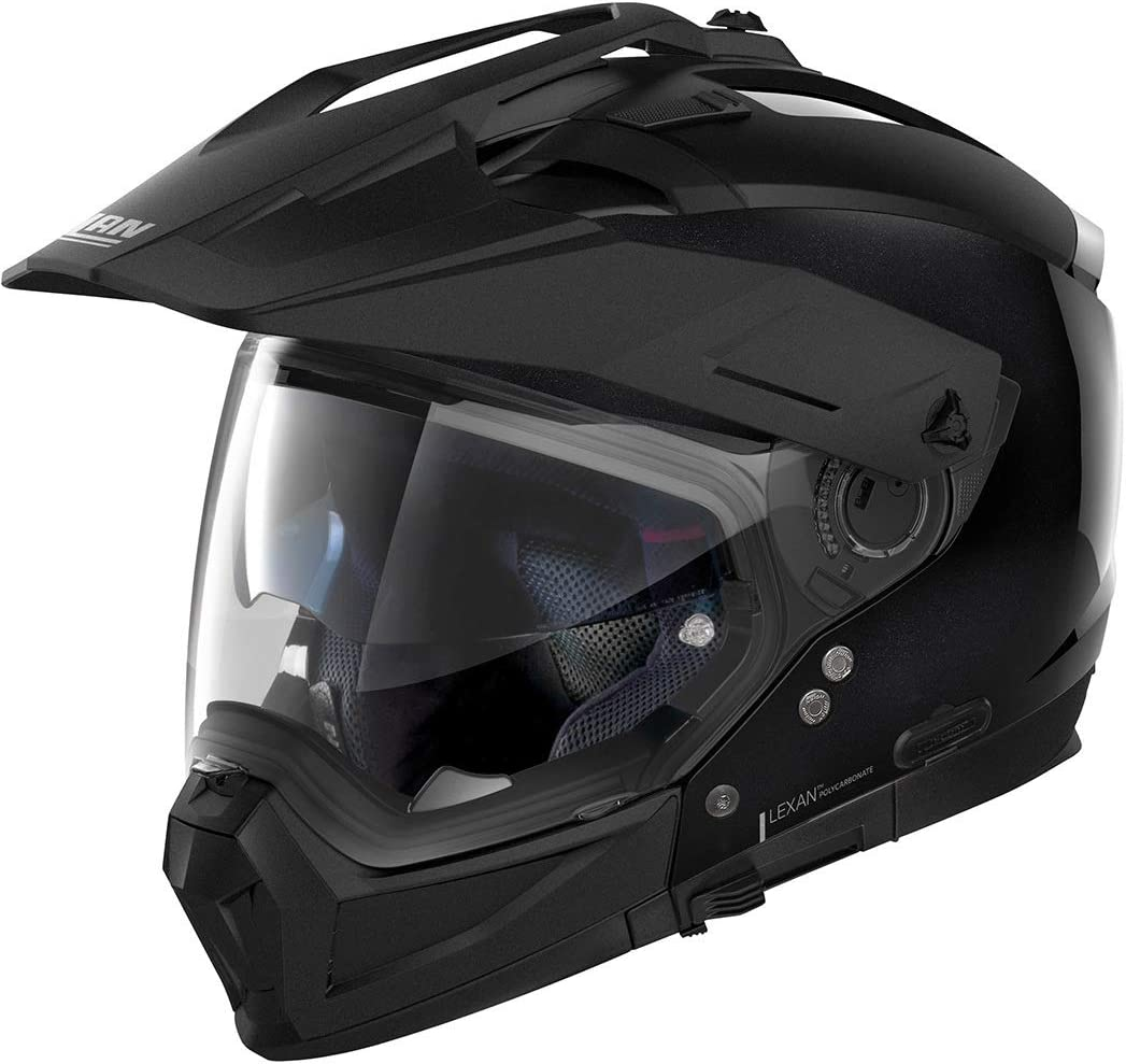 60 Nolan N70-2 X Special N-Com Helm Schwarz L