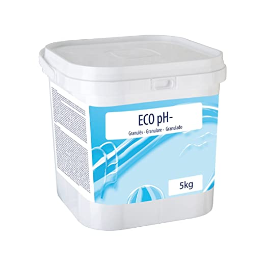 Gre 90001 - Minorador de pH granulado, 5 kg: Amazon.es: Jardín