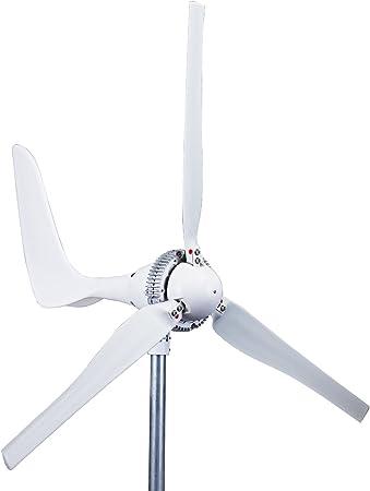Wind turbine winds generator Turbo Cone Low Wind Helper Fins for 3 MPH winds