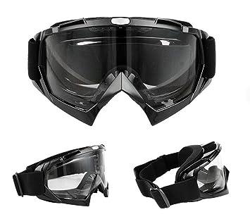 Tmei Professional Bendable Marco A prueba de viento A prueba de polvo Deportes Googles Eyewere Gafas