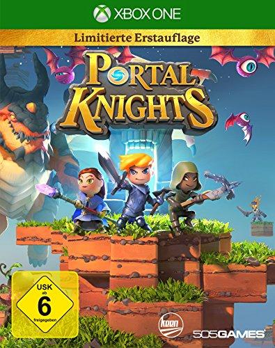 Price comparison product image Portal Knights (XBox One)