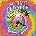 The Time Pedaler Audiobook by Micheal Maxwell, Tally Scully Narrated by Drew Brown