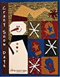 Crazy Snow Days Quilt Pattern Book by The Buggy Barn
