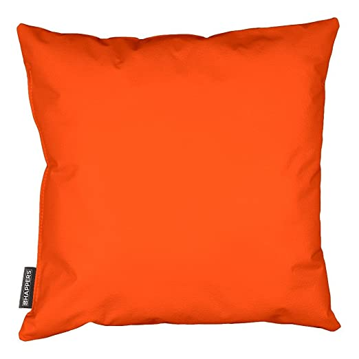 Happers Cojín 60x60 Polipiel Indoor Naranja