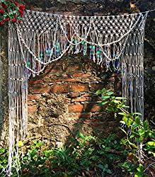 Large Sequin Macrame Wall Hanging Tapestry