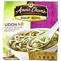 Annie Chun's Udon Soup Bowl, 5.9 oz, PACK OF 6 by Annie Chuns, Inc.
