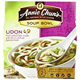 Annie Chun's Udon Soup Noodle Bowl, 5.9 Ounce (Pack of 6)