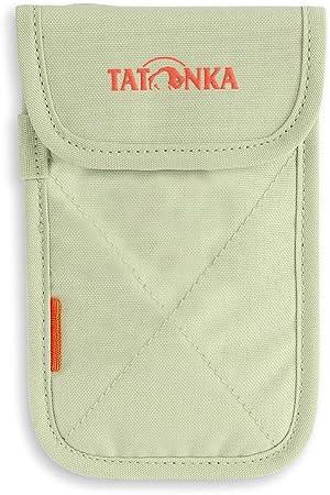 Tatonka Tasche Smartphone Case - Bolsillos Sueltos para Mochila, Color Beige (Silk), Talla 19 x 10 x 1 cm: Amazon.es: Deportes y aire libre