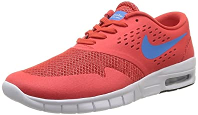 another chance 6fff7 a58c7 Nike Eric Koston 2 Max, Chaussures de sport homme - Rouge (Lt Crimson