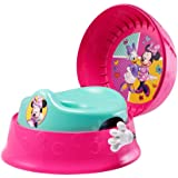 Minnie Mouse 3-in-1 Potty System | Use with Free Share The Smiles App for Unique Encouragement During Training | Scan…