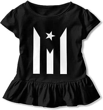 Amazon.com: Cute Puerto Rico Resiste Se Levanta Girls