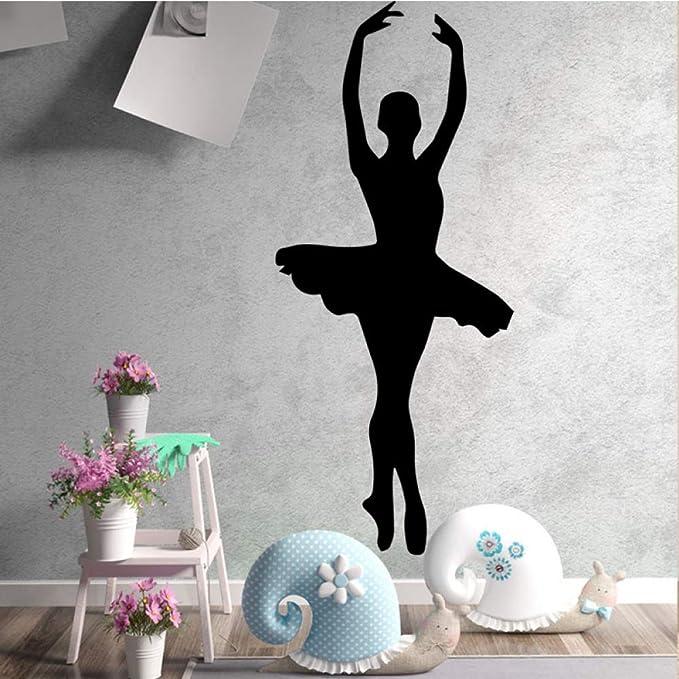 ballet wall sticker