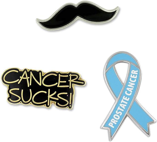 amazon prostate cancer pin