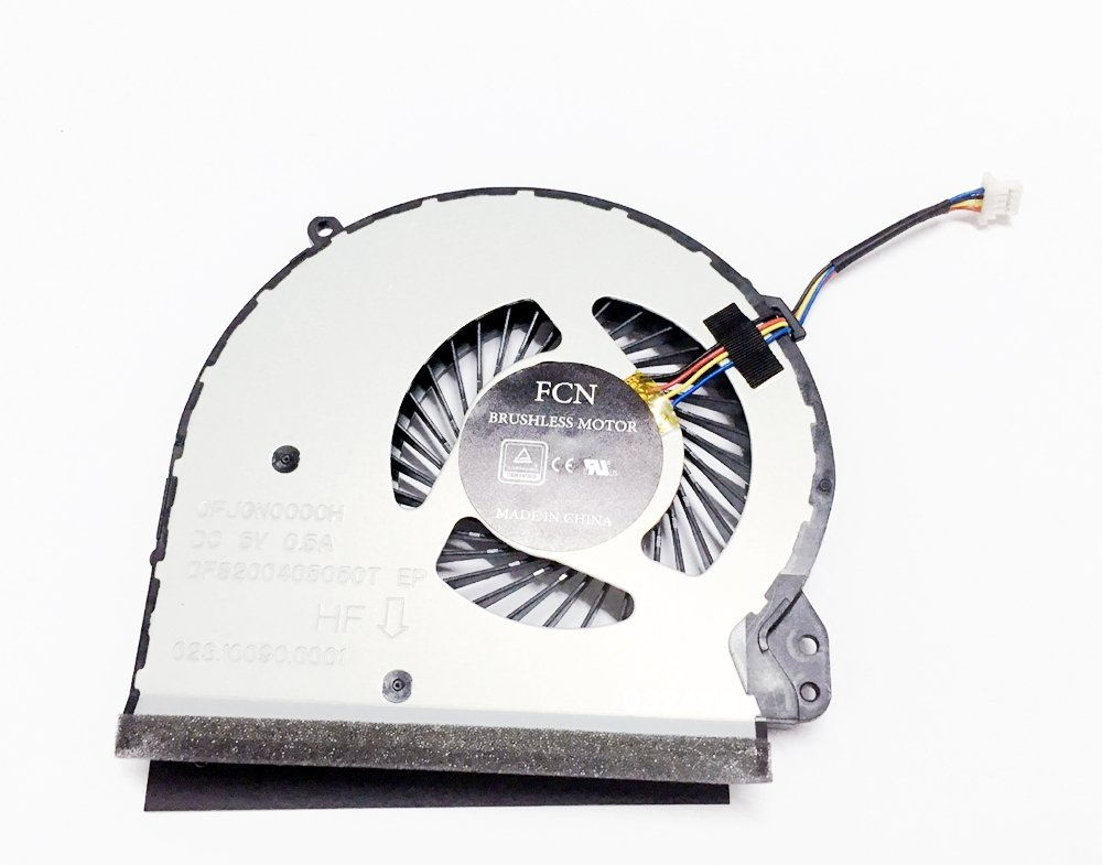 ethan New Cpu Fan For HP 17-X 17-Y 17-BS 17-bs061st 17-x116dx 17-x114dx 17-x115dx 17-x010nr 17-X122DX 17-X174DX 17-X117DX 17-X051NR 17-x037cl series 926724-001 856682-001 856681-001
