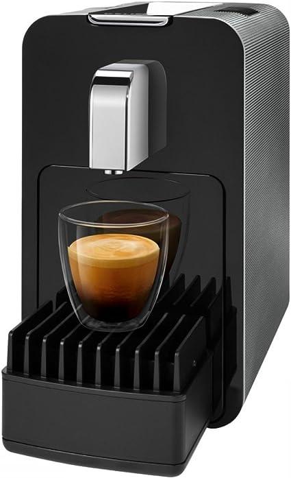 Cremesso Viva B6 Black & Chrome Cafetera cápsulas, 1450 W 1 taza ...