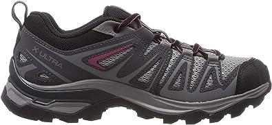 Salomon X Ultra 3 Prime W, Zapatillas de Senderismo para Mujer ...