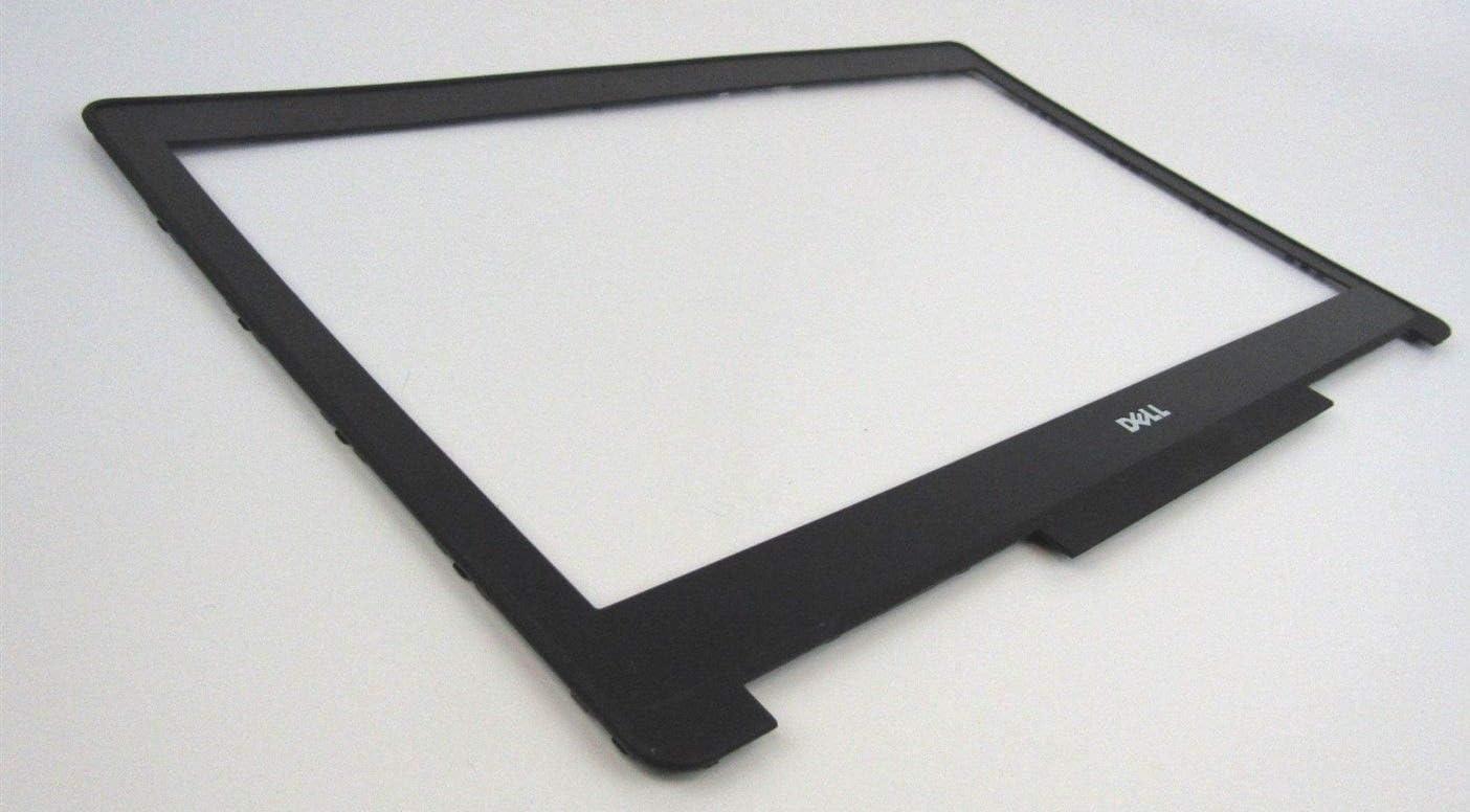 """Dell Precision 15 (7510 / 7520) 15.6"""" LCD Front Trim Cover Bezel Plastic - No Camera - No TS - YMT5D 0YMT5D - B Grade"""