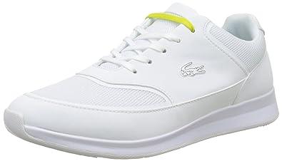 Lacoste Sport Chaumont Lace 217 1, Basses Femme, Blanc (Blanc), 40.5 EU
