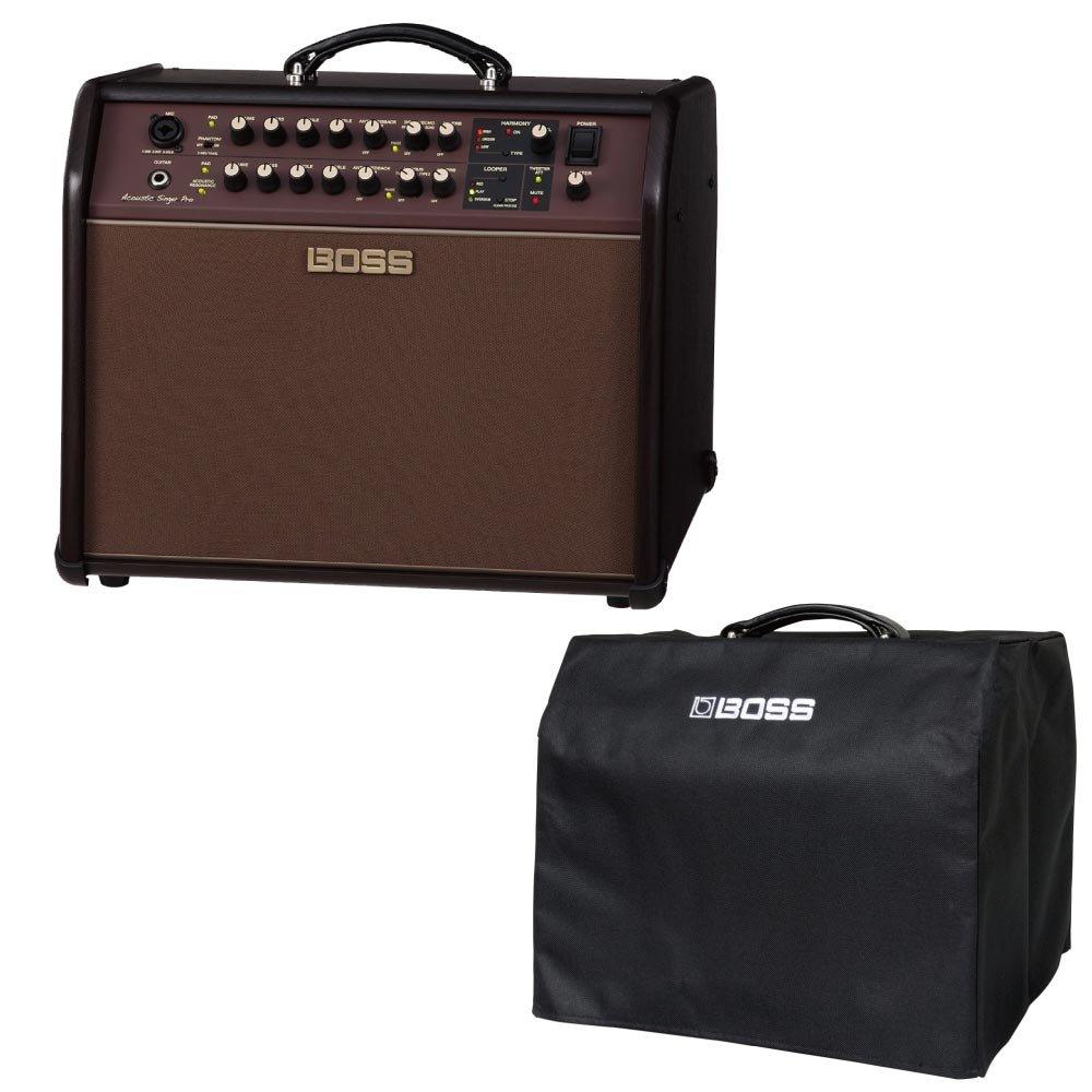 BOSS ACS-PRO Acoustic Singer Pro アコースティックギター用アンプ 純正アンプカバー付き 2点セット   B07F8PJY26