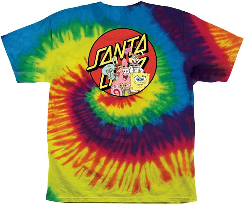 Santa Cruz - Camisas de Bob Esponja para niño
