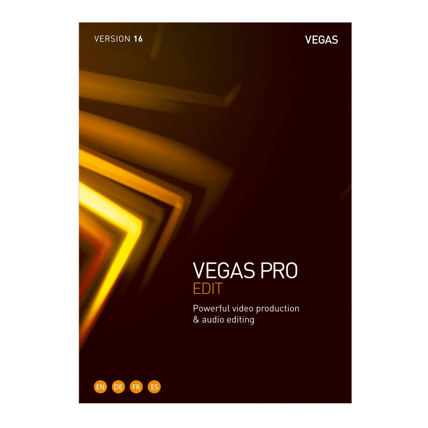 VEGAS Pro 16 Edit - Professional video and audio editing [PC Download] by VEGAS