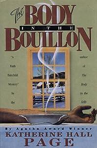 The Body in the Bouillon: A Mystery (Faith Fairchild Series Book 3)