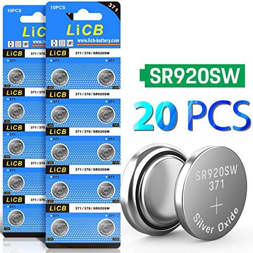 LiCB 20 Pack SR920SW