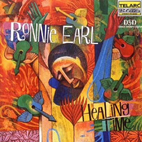Healing Time Ronnie Earl