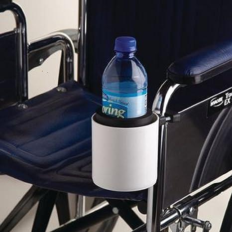 Amazon.com: Silla de ruedas bebidas titular – Silla de ...